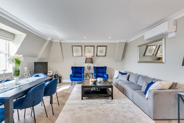 Thumbnail Flat to rent in Boydell Court, St. Johns Wood Park, London