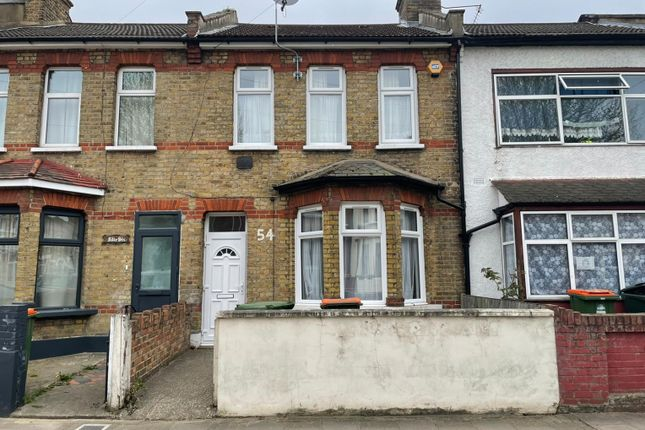 Thumbnail Terraced house to rent in Derby Road, London