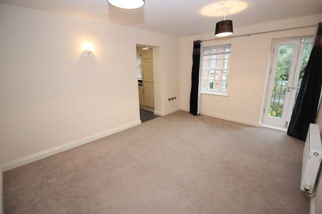 Thumbnail Flat to rent in Mill Street, Wem, Shrewsbury