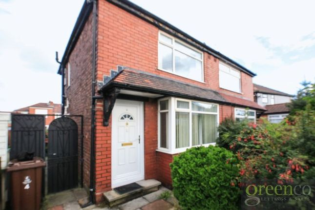 Thumbnail Semi-detached house to rent in Windsor Drive, Audenshaw, Manchester