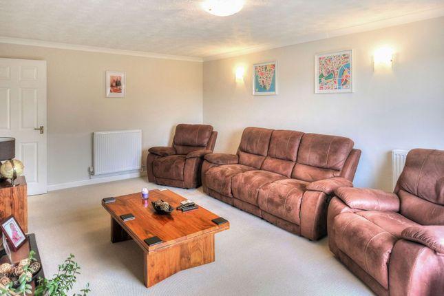 Lounge of Heath Rise, Fakenham NR21