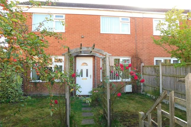 2 bed terraced house to rent in Kent Close, Worksop, Nottinghamshire S81