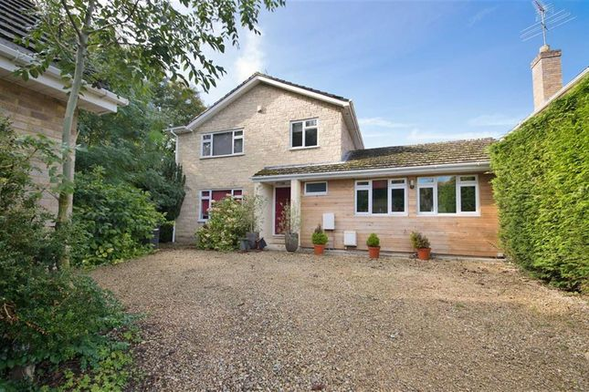 Thumbnail Detached house for sale in Glyme Close, Woodstock