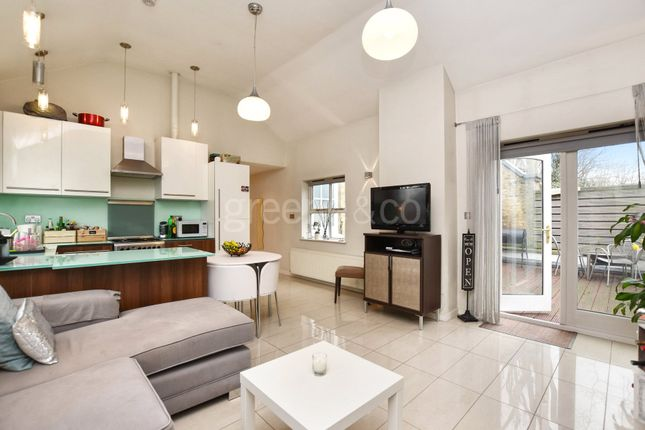 Thumbnail Flat for sale in St John's Way, Archway, London