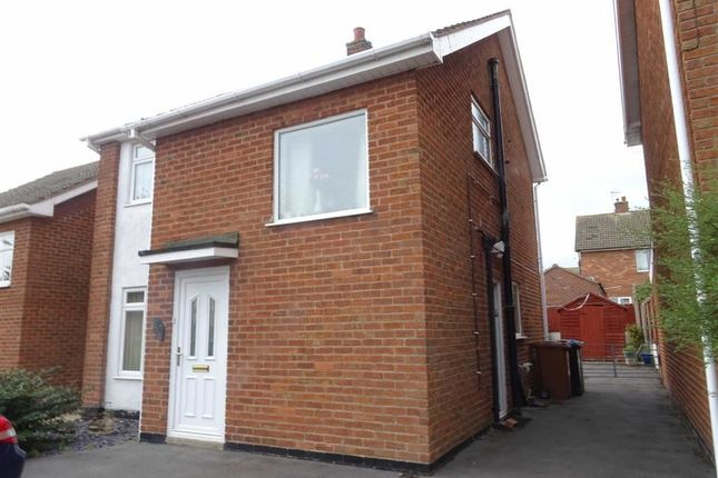 Thumbnail Detached house for sale in Bosworth Road, Barlestone, Nuneaton