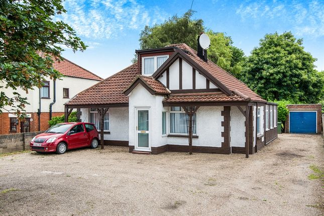 Thumbnail Bungalow for sale in Mousehold Lane, Sprowston, Norwich