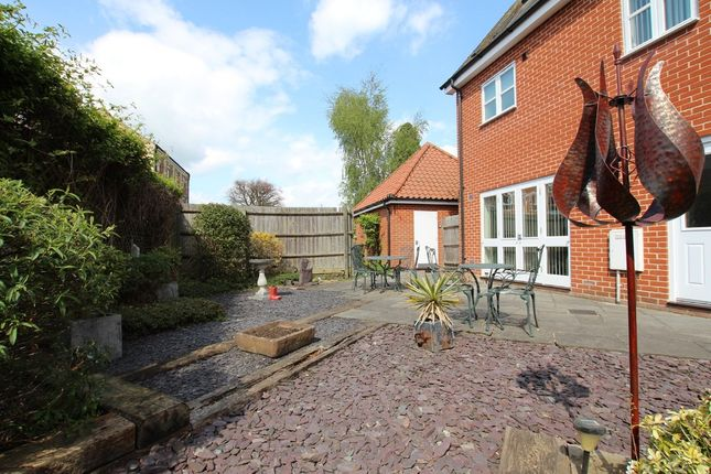 Thumbnail Detached house for sale in Barley Close, Mistley, Manningtree