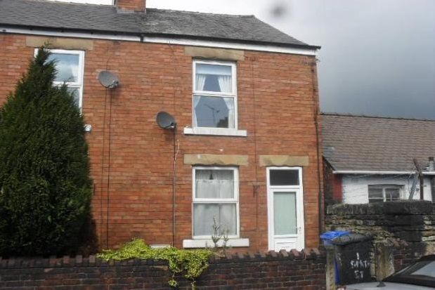 Thumbnail End terrace house to rent in Smith Street, Chapeltown