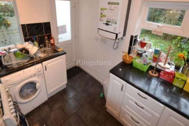 Thumbnail Terraced house to rent in Malefant Street, Cardiff