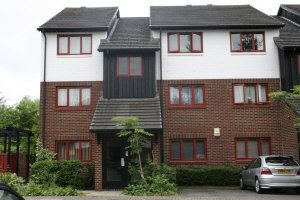 Thumbnail Flat to rent in Marina Approach, Hayes