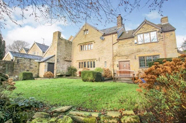 Property for sale in Buxworth Hall, Buxworth, High Peak, Derbyshire