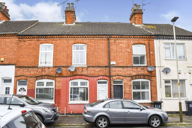 2 bed terraced house for sale in Vernon Road, Aylestone, Leicester LE2