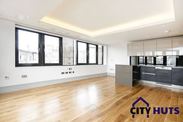 Thumbnail Flat to rent in Benjamin House, Cecil Grove, St. Edmund's Terrace, London
