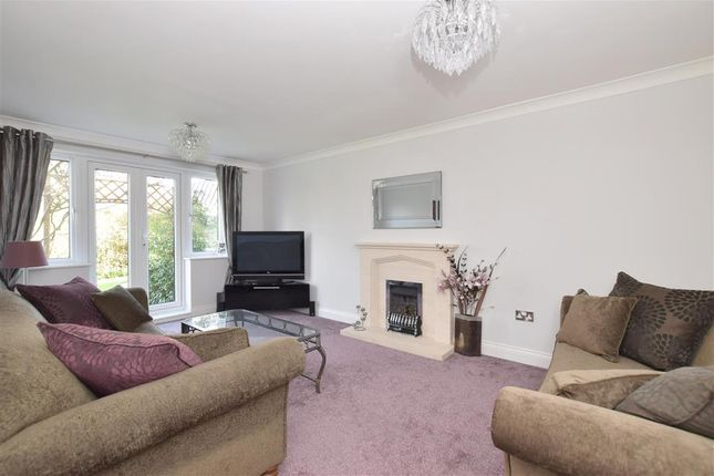 Thumbnail Detached house for sale in Longdon Drive, Lee-On-The-Solent, Hampshire