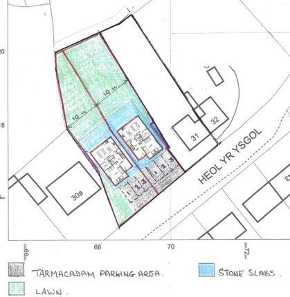 Thumbnail Land for sale in Heol Yr Ysgol, Cefneithin, Llanelli