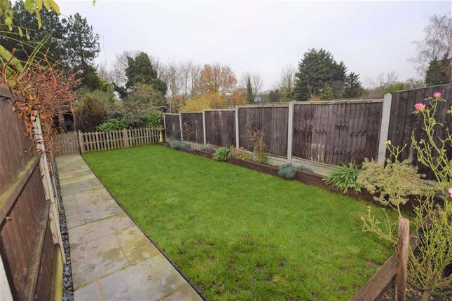 Rear Garden of Victoria Road, Stanford-Le-Hope, Essex SS17