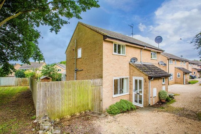Thumbnail Semi-detached house to rent in Clarkes Way, Brackley