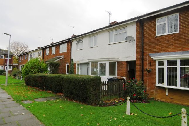 Thumbnail Terraced house for sale in Russell Close, Stevenage