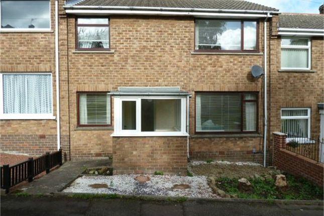 Thumbnail Terraced house for sale in Greenrigg, Blaydon-On-Tyne, Tyne And Wear