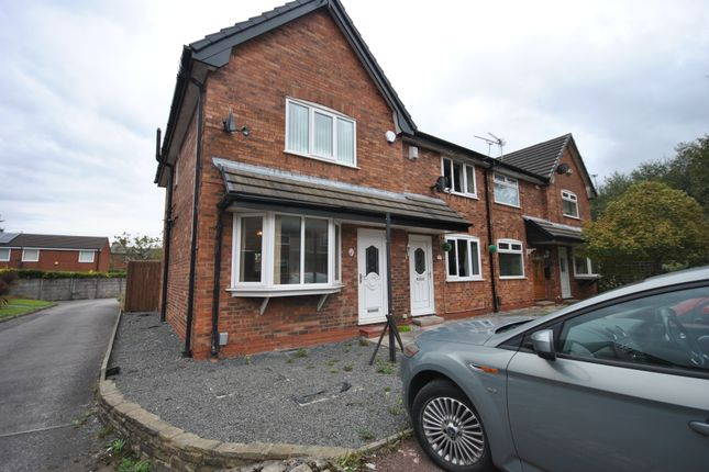 Thumbnail Semi-detached house to rent in 33 Old Mill Close, Manchester