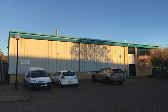 Thumbnail Light industrial to let in Wansbeck Business Park, Ashington, Northumberland