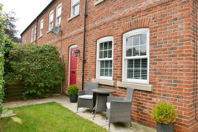 Thumbnail End terrace house for sale in Wheatley Croft, Appleton Roebuck, York