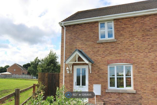 2 bed semi-detached house to rent in Harrison Drive, St. Mellons, Cardiff CF3