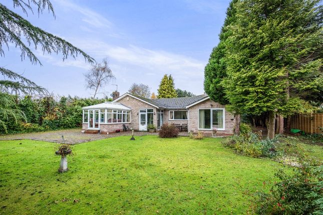 Thumbnail Detached bungalow for sale in Folks Close, Haxby, York