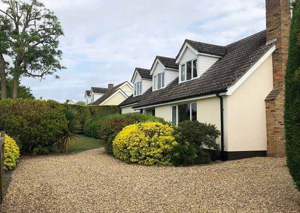 Thumbnail Detached house to rent in High Street, Orwell, Royston