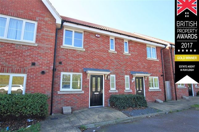 Thumbnail Terraced house for sale in Leinster Road, Basildon