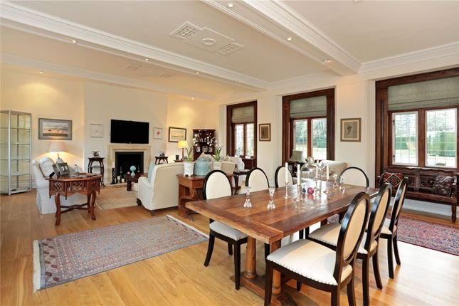Thumbnail Detached house for sale in Goodings Lane, Woodlands St. Mary, Hungerford, Berkshire