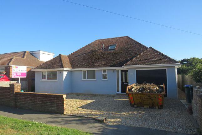 Thumbnail Detached bungalow for sale in Ashington Gardens, Peacehaven