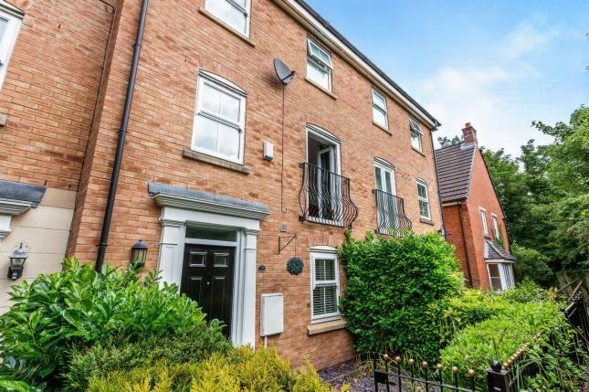 Thumbnail Terraced house for sale in Bridgeside, Carnforth, Lancashire, United Kingdom