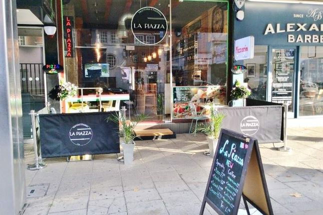 Thumbnail Restaurant/cafe for sale in 12F Hammersmith Broadway, London