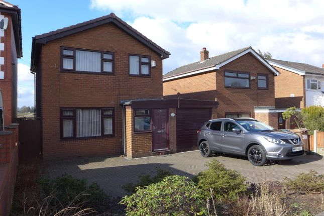 Thumbnail Detached house for sale in Middleton Road, Hopwood, Heywood