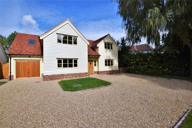 Thumbnail Detached house for sale in Lower Green, Wimbish, Saffron Walden