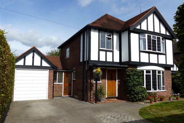 Thumbnail Detached house for sale in Sutton Close, Cookham, Maidenhead, Berkshire