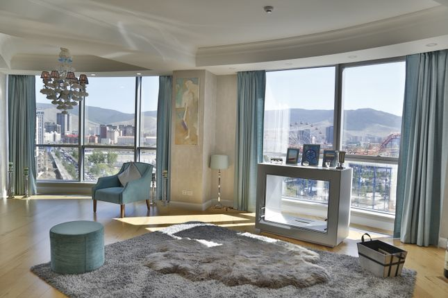 Thumbnail Apartment for sale in The Olympic Residence, Olympic Street, Ulaanbaatar, Mongolia