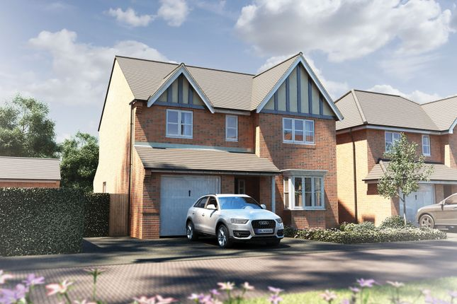 """Thumbnail Detached house for sale in """"The Buckland"""" at Witney Road, Kingston Bagpuize, Abingdon"""