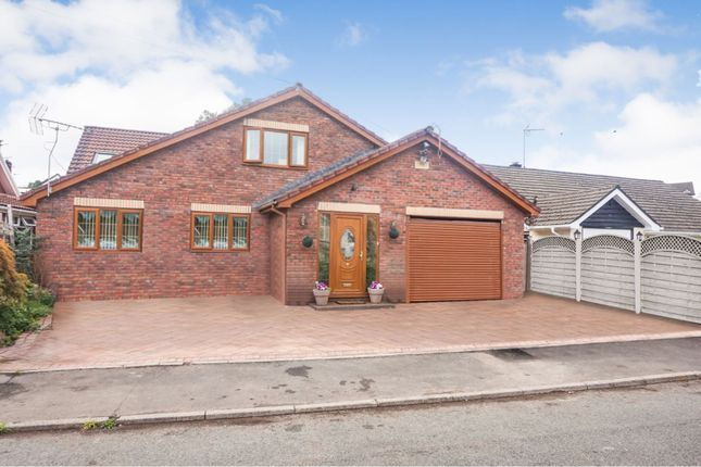 Thumbnail Detached house for sale in Fairfield, Goytre