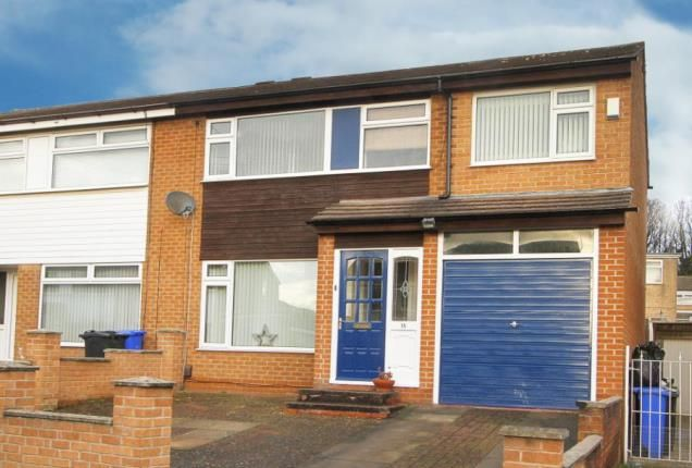 Thumbnail Semi-detached house for sale in Hollybank Close, Sheffield, South Yorkshire