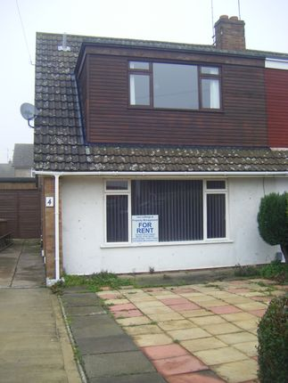 Semi-detached house to rent in Wakelyn Road, Whittlesey