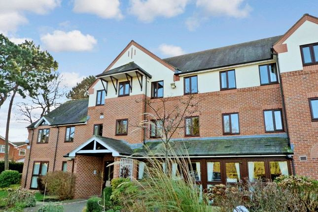 Thumbnail Flat for sale in Cromwell Court, Nantwich