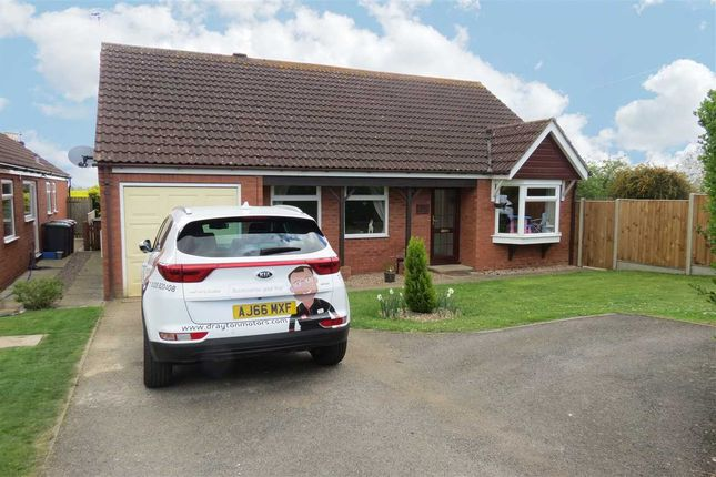 Thumbnail Detached bungalow to rent in Burton Road, Heckington, Sleaford