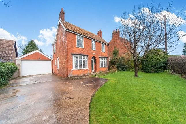 Thumbnail Detached house for sale in Hull Road, Coniston, Hull