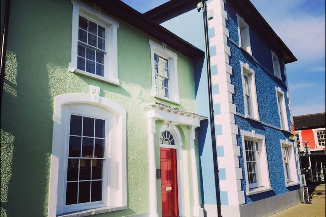 Thumbnail Flat to rent in Alban Square, Aberaeron