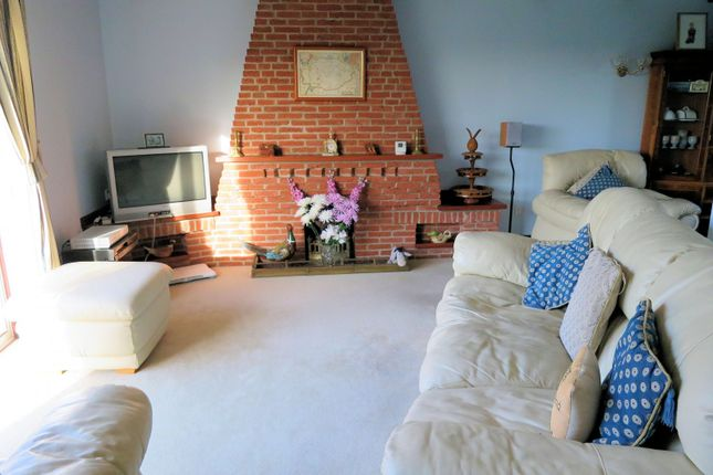 Living Room of The Street, Thurne NR29