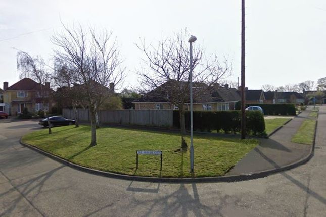 Thumbnail Land for sale in Land At 5 The Shrublands, Bexhill-On-Sea, East Sussex