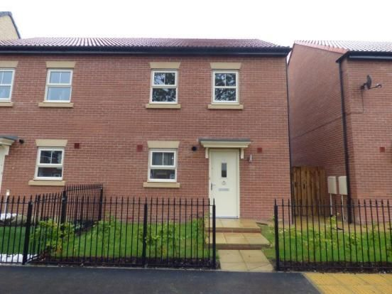 Thumbnail Semi-detached house to rent in Maybury Road, Hull