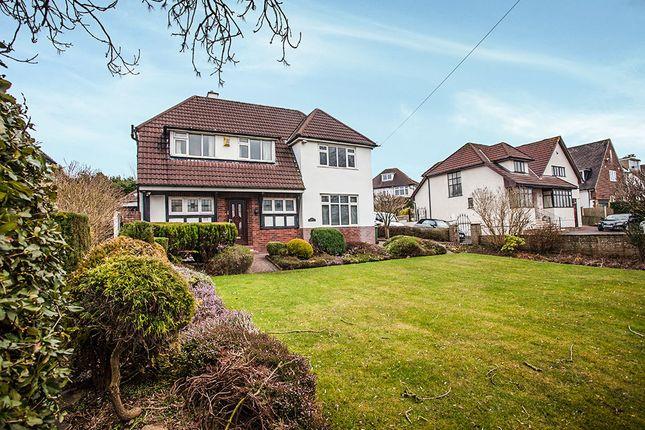 Thumbnail Detached house for sale in Greenacre Park, Hest Bank, Lancaster